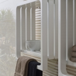 TUBES TOWEL WARMER