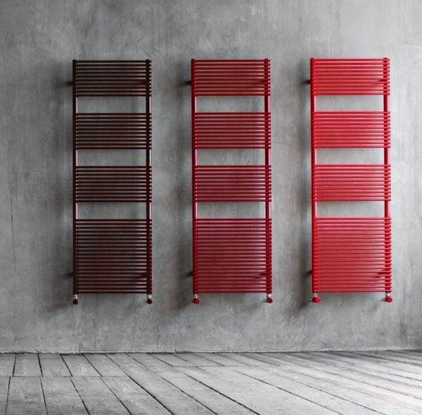 Tubes Basics 14 Towel Rail - 1498 High 3