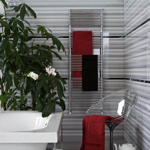 Tubes Basics 14 Towel Rail - 826 High - ELECTRIC 2