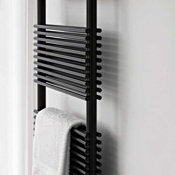 Tubes Basics 14 Towel Rail - 1162 High - ELECTRIC 4