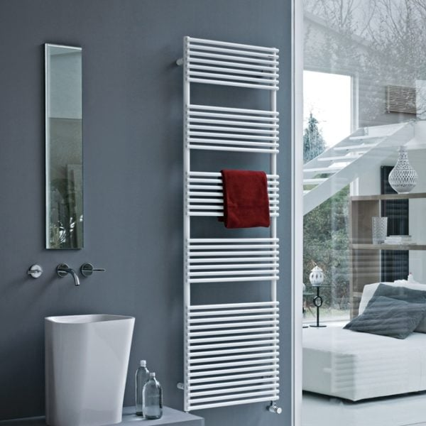 Tubes Basics 20 Towel Rail - 1155 High - ELECTRIC 3