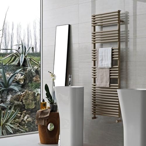 Tubes Basics 25 Towel Rail - 1195 High - ELECTRIC 1