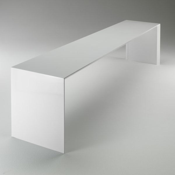 Tubes Square Bench - Electric 3