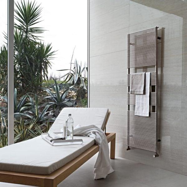 Tubes Basics IXSteel Towel Warmer - 1195 High 2