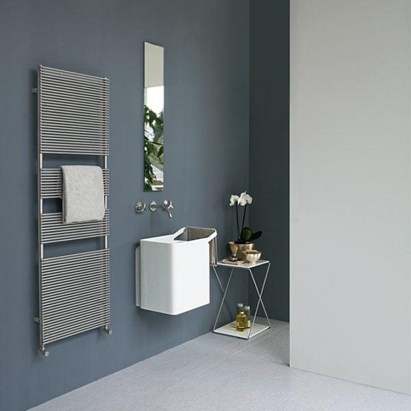 Tubes Basics IXSteel Towel Warmer - 1195 High 3