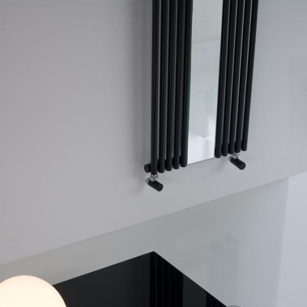 Tubes Reflex Mirror - 25mm Tubes - Double Radiator 3