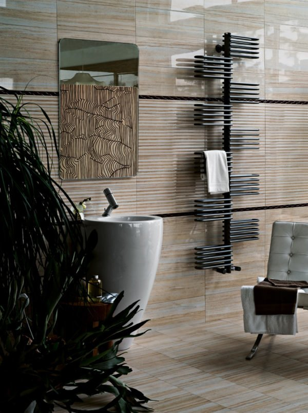 Tubes Key Towel Warmer 2
