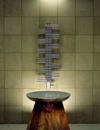 Zehnder Yucca Symmetrical Towel Radiators 2
