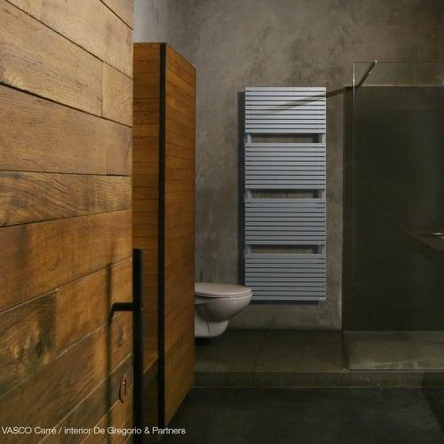 Vasco Carre Bathroom radiator 3