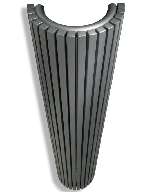 Vasco Carre Half Round radiator 3