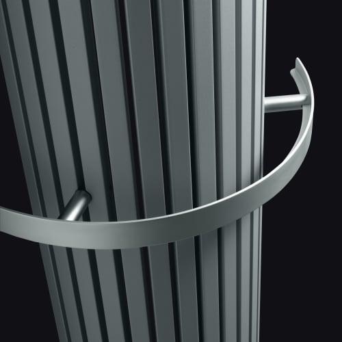 Vasco Carre Half Round radiator 4