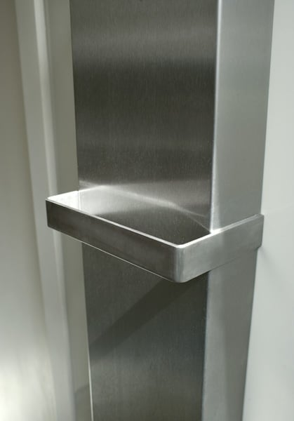 Outline - Brushed Stainless Steel - You Square (Square Versions) 4