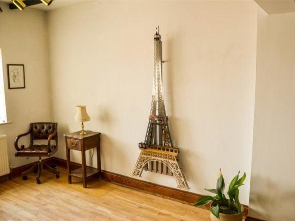 Eiffel Tower Radiator 6