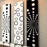 Flat Panel Art Radiators
