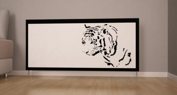 Tiger Radiator Cover 2