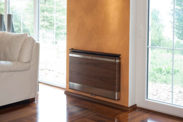 Alpha Prestige Wooden Radiator - 120mm Depth 5