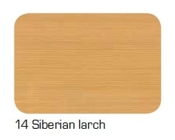 Alpha Simple Wooden Radiator - 120mm Depth 19