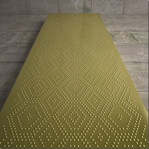 Mosaico Designer Radiator - 1640, 1800 & 1960mm High Versions 1