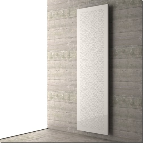 Mosaico Designer Radiator - 1640, 1800 & 1960mm High Versions 3