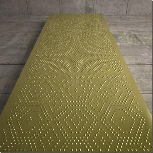 Mosaico Designer Radiator - 2120 & 2280mm High Versions 2