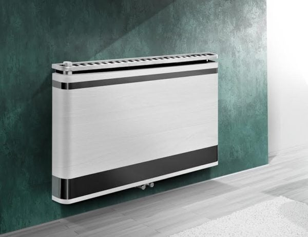 Alpha Prestige Wooden Radiator - 120mm Depth 3