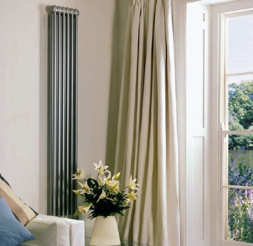 Bisque Classic Wall Hung Radiator 3