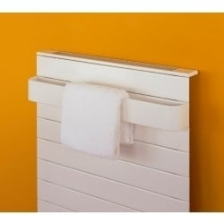 Bisque Decorative Panel - Towel Warmer 2