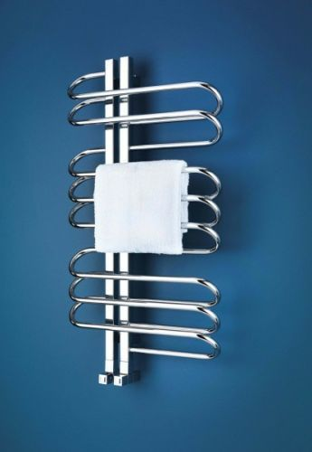 Bisque Orbit Towel Radiator 2