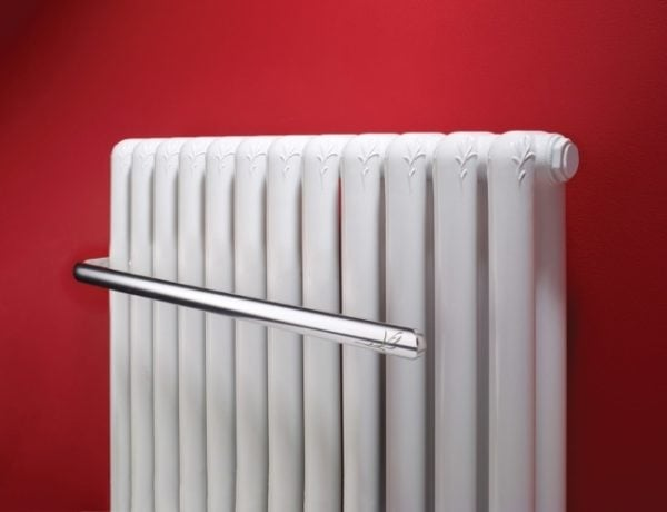 Bisque Tetro Towel Radiator 3