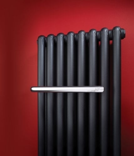 Bisque Tetro Towel Radiator 4