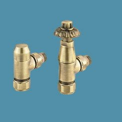Bisque Valve Set N (left hand double angled thermostatic) 1