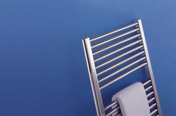 Bisque Deline Towel Warmer 1