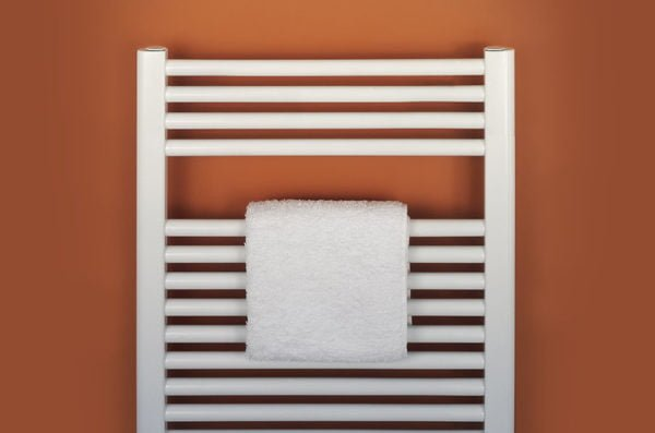 Bisque Deline Towel Warmer 7