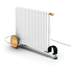 Tubes Electric Radiators