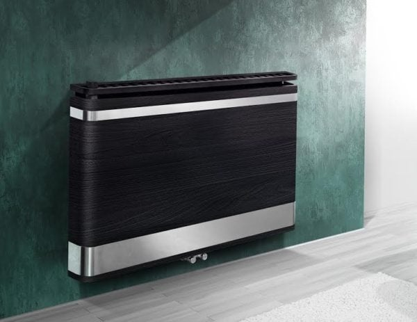 Alpha Prestige Wooden Radiator - 120mm Depth 1