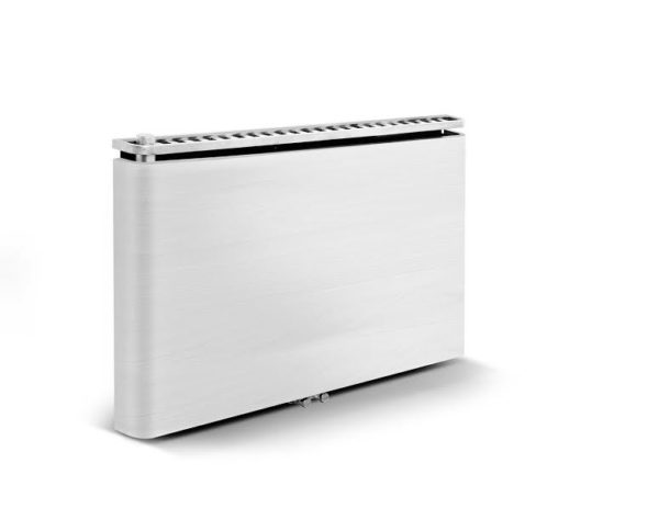 Alpha Simple Wooden Radiator - 120mm Depth 1