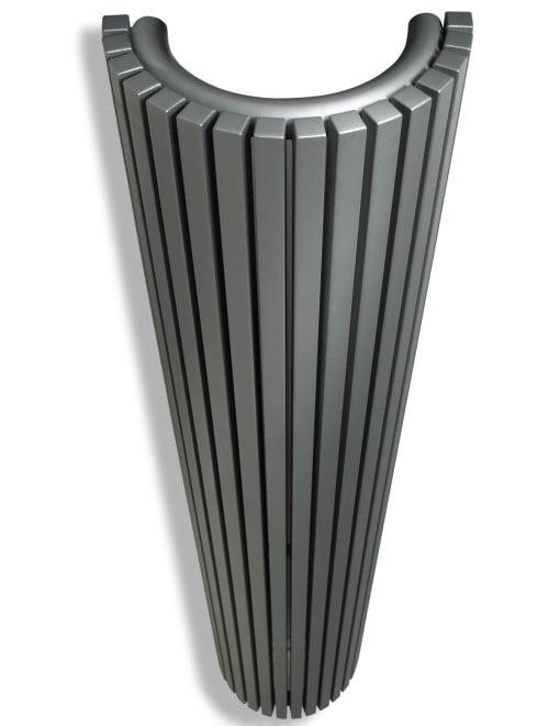 Vasco Carre Half Round radiator 1