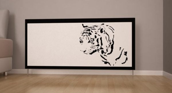 Tiger Radiator Cover 1