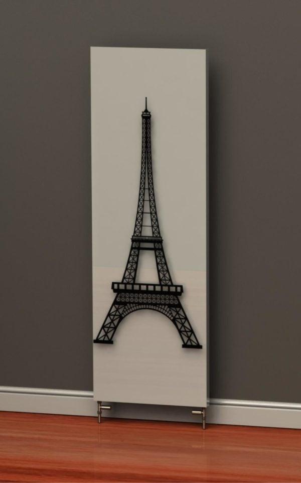 Eiffel Tower Panel Radiator 1