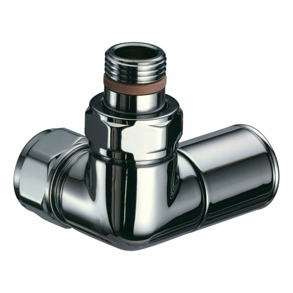 Eskimo Manual Valve - Series C - Corner - CHROME 1